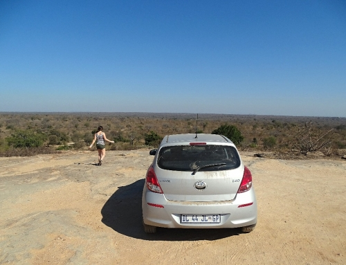 Ervaring links rijden Zuid-Afrika