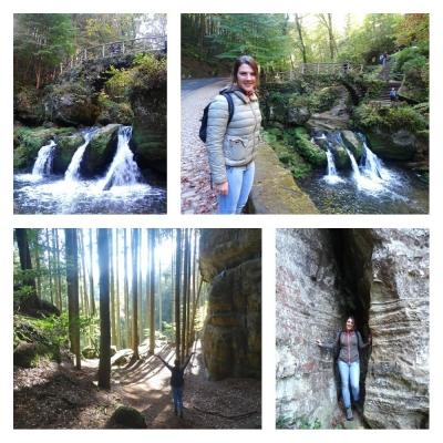 Mullertal naar Hersberg