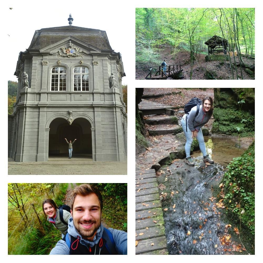 Echternach naar Berdorf