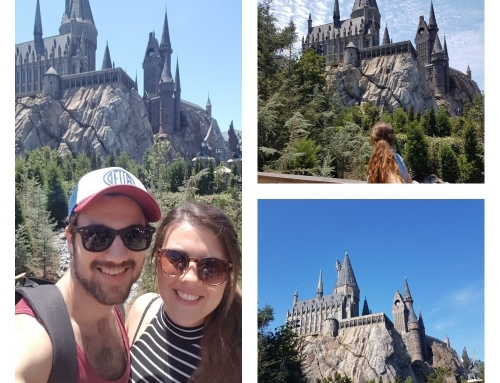 Must do: The Wizarding World of Harry Potter
