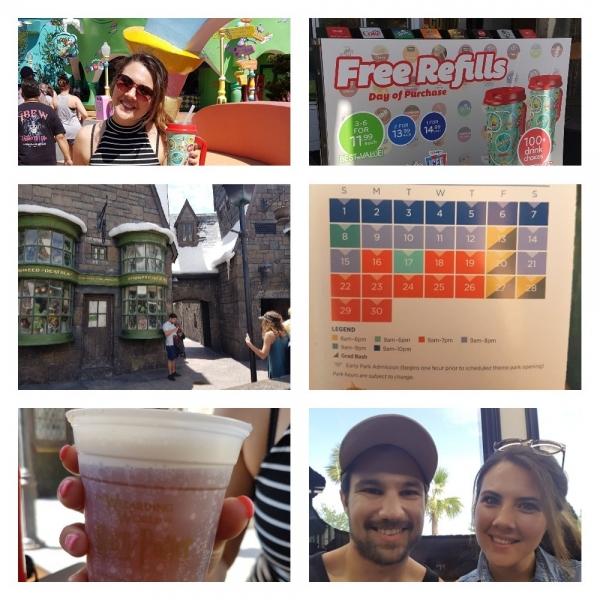 10 tips Universal Studios Florida