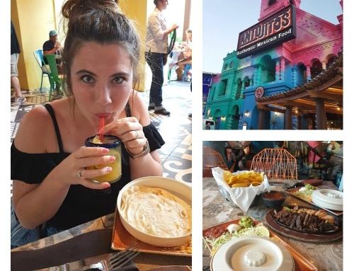 Waar en wat te eten in Universal Studios?