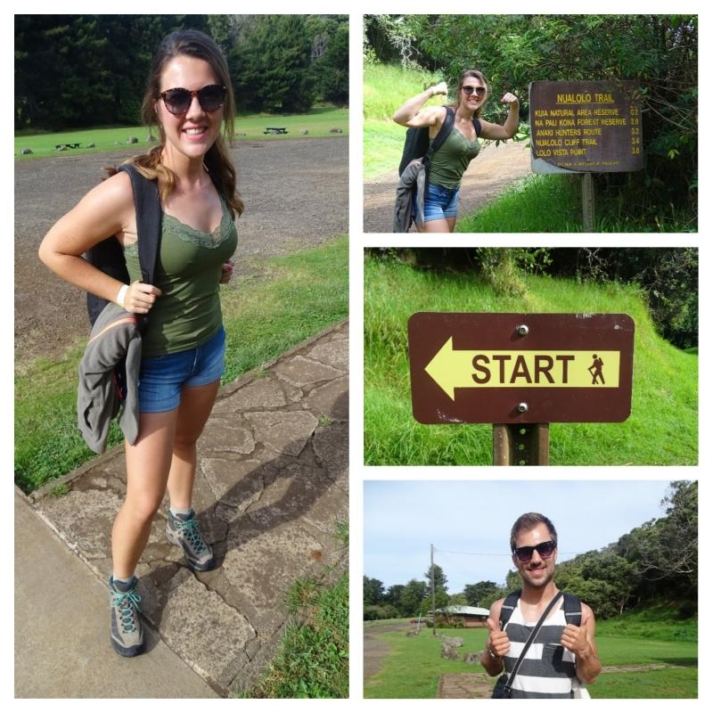 Start Nu'alolo Trail