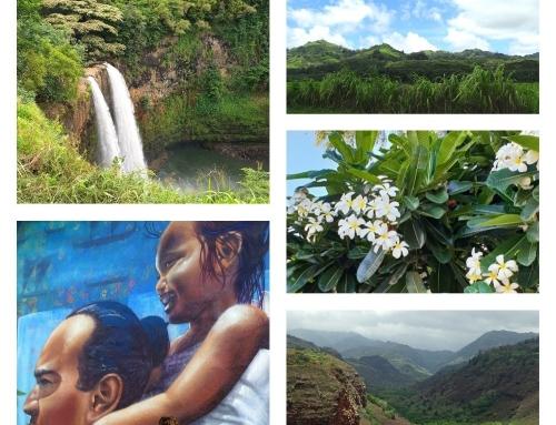 Verliefd op het groene Kauai