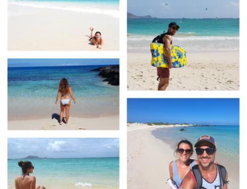 Wit, geel, zwart, rood of groen strand? Hawaii heeft ze allemaal!