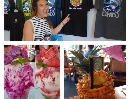 Waar te eten op Hawaii?