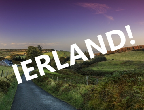 Nieuwe bestemming bekend: Dublin Ierland