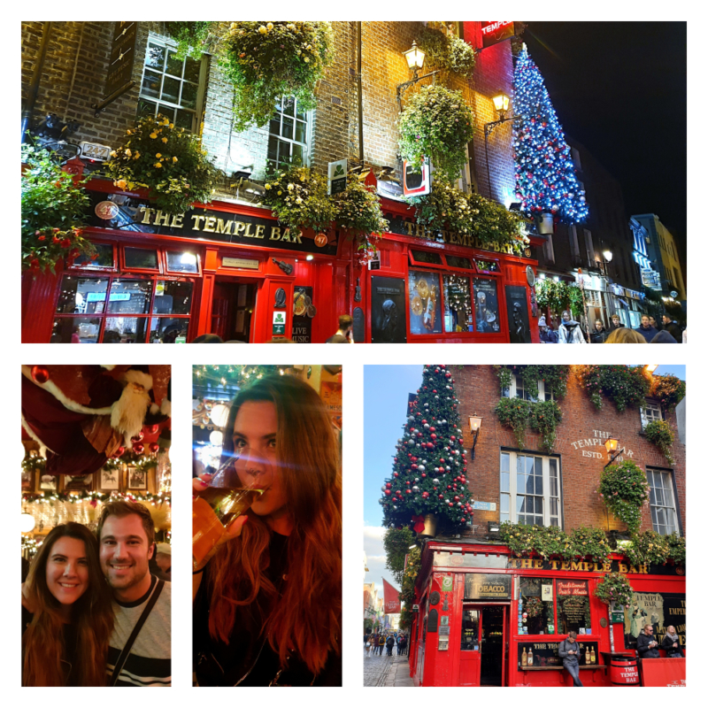 The Temple Bar pub in Ierland