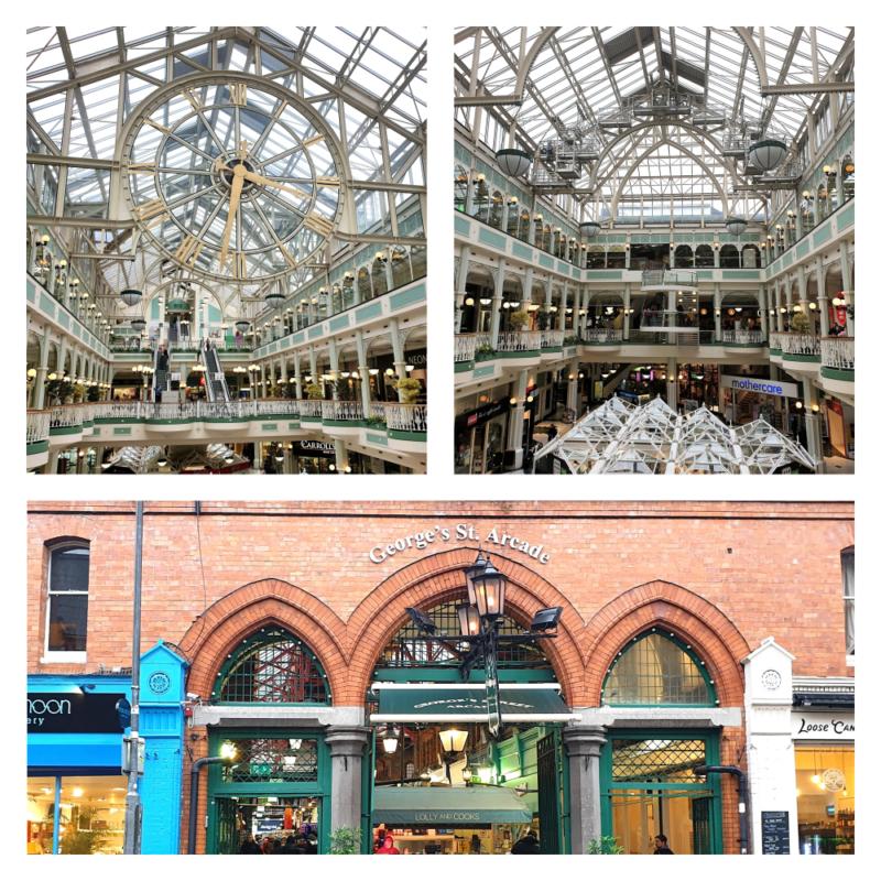 Winkelen Dublin