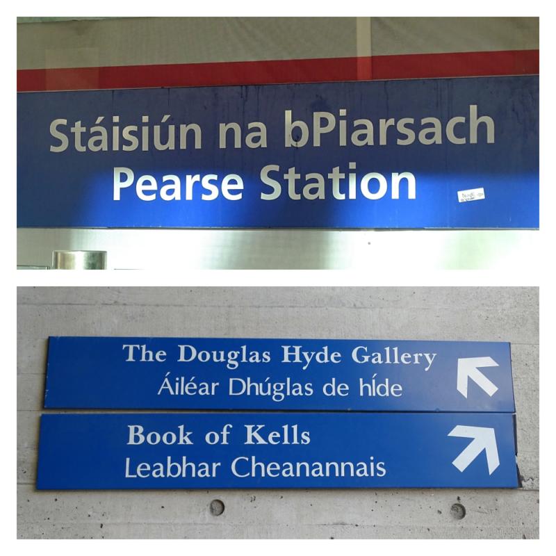 Gaelic officiële taal