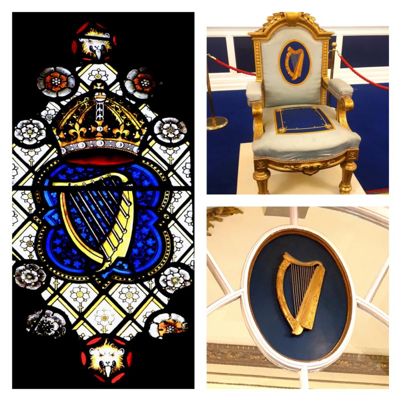 Nationaal symbool Ierland