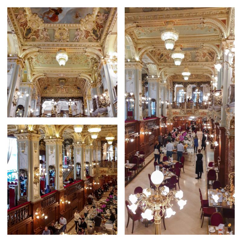 Ontbijten New York Palace