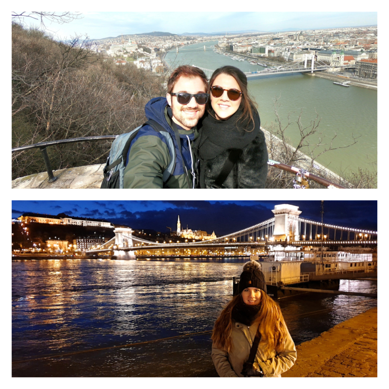 Weer in Boedapest